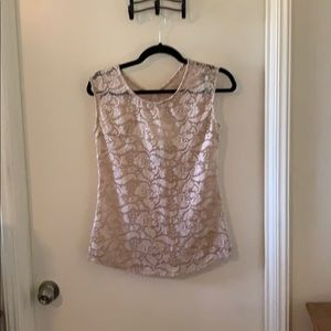 Maurices lace top NWT